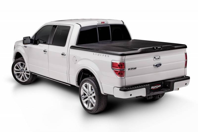 Undercover 2014 2018 Gmc Sierra 1500 5 8 Bed Undercover Elite Truck Bed Cover