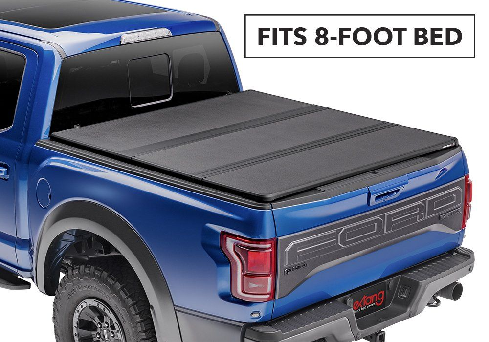 Extang Solid Fold 2 0 Hard Folding Truck Bed Tonneau Cover Fits Ford F150 8 Ft Bed 15 18