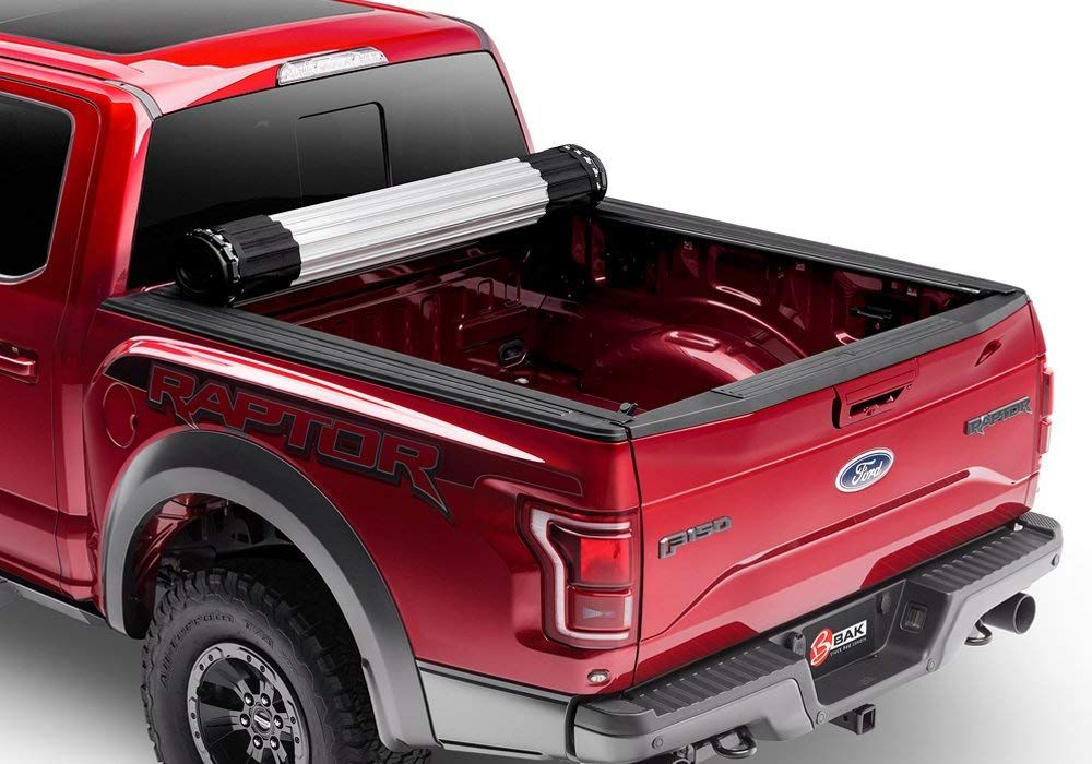 Bak Industries Revolver X4 Hard Rolling Truck Bed Cover 2004 14 Ford F150 5 6 Bed W O Track System