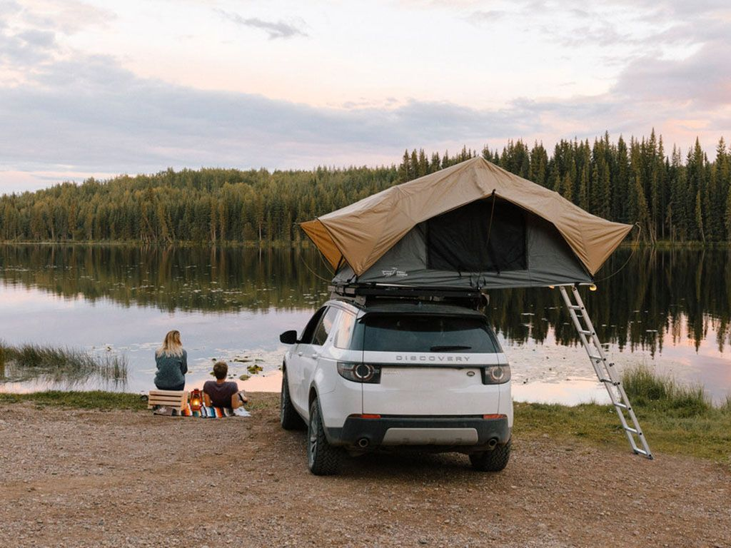 Front Runner Roof Top Tent For Cars Sleeps 2 Ok4wd