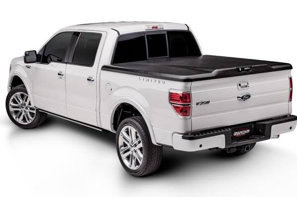 Undercover 2010 2014 Ford F 150 6 6 Bed Undercover Elite Truck Bed Cover