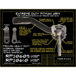 Rare Parts RP20120 Pitman Arm