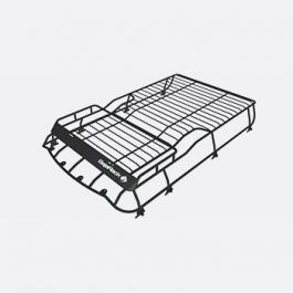 2004-2014 Sturdy Durable Steel Car Roof Bar Rack Xtremeauto LAND ROVER Discovery Mk3 /& Mk4 Jeep 4x4 5 Doors