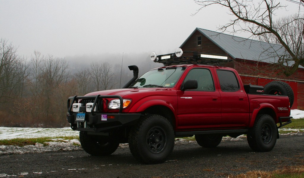 2004 Toyota Tacoma Expedition Ready
