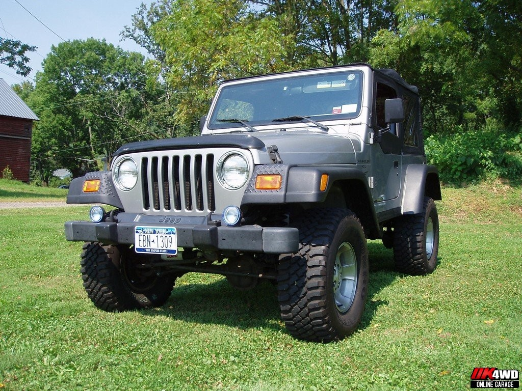 2000 Jeep Wrangler Aev Brute Conversion Ok4wd The Kit Is Available In Our Online Catalog And We Would Be Happy To Install It For You Give Us A Call If Like More Information