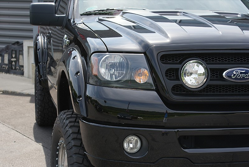 2007 Ford F150 Harley Davidson Edition Supercharged