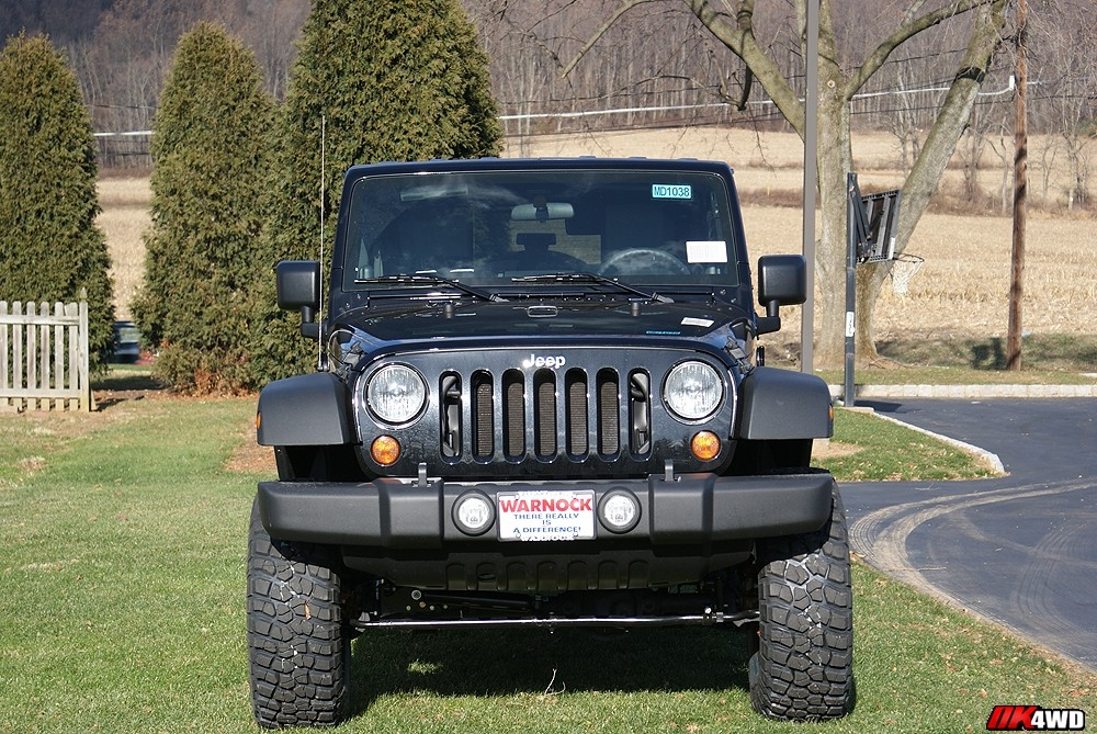 2010 Jeep Wranlger JK with 4.5