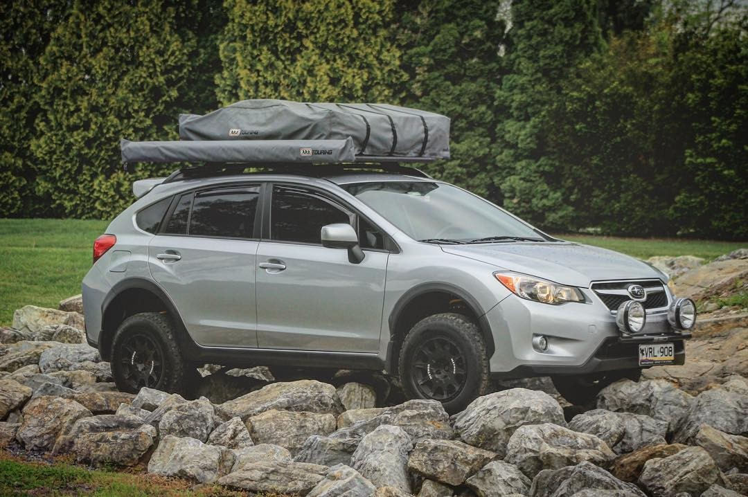 Subaru Crosstrek Roof Rack Lovequilts