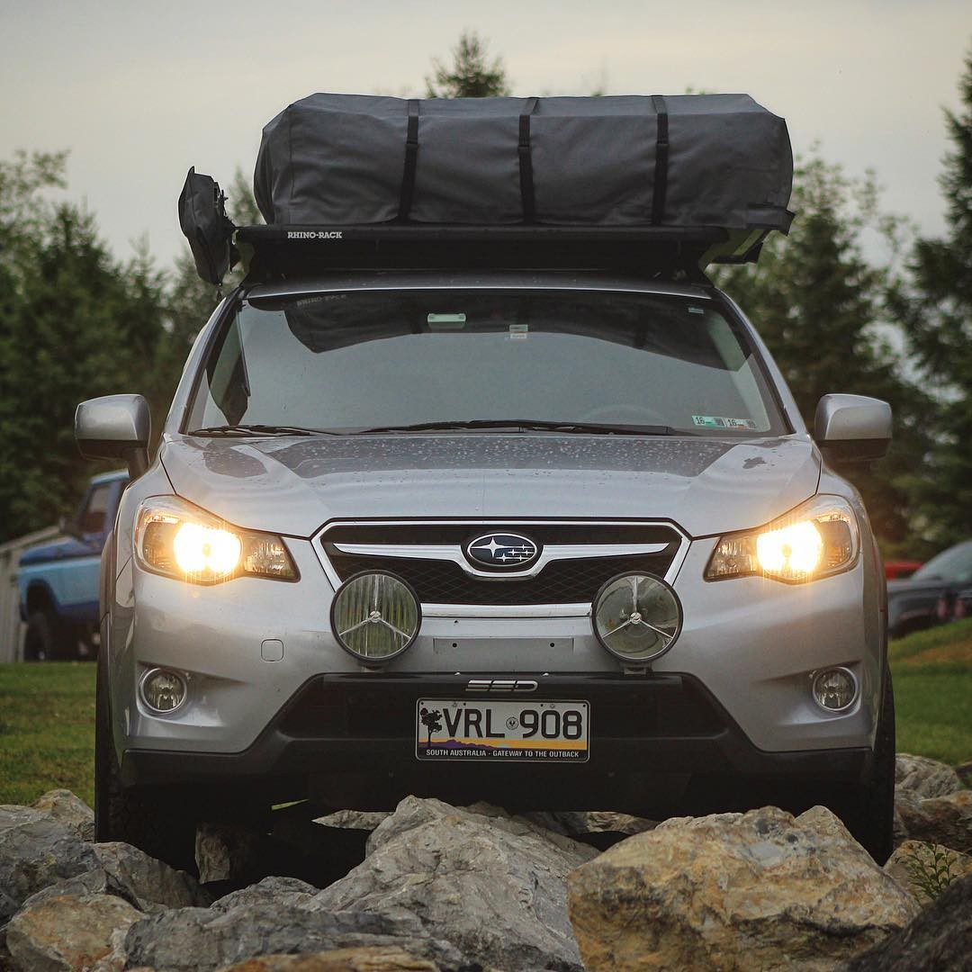 2014 Subaru XV Crosstrek Overland Build