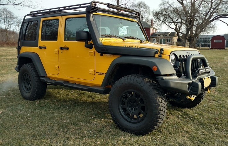 015 Jeep Willy's Edition