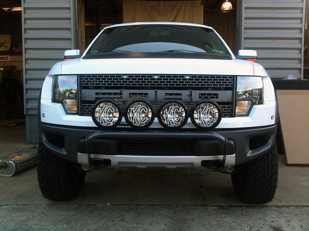 2011 Ford Raptor 6.2L Supercharged