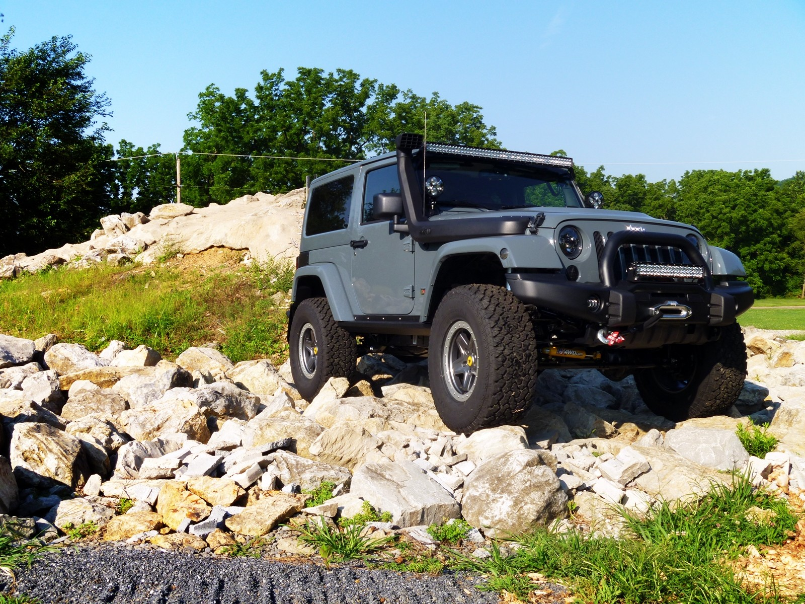 2013 Jeep Wrangler 10th Anniversary Rubicon Expedition Ready