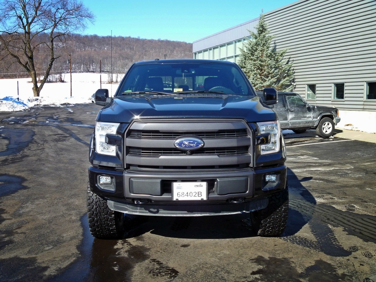 2015 Ford F-150 6