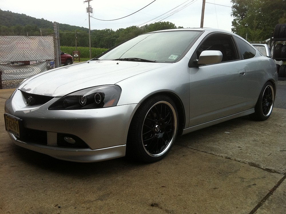 2006 Acura RSX Lowered
