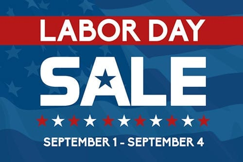 Labor Day Sales & Promotions