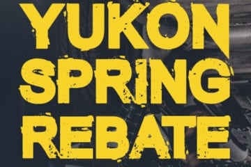 Promotion: Yukon Gear Spring Rebate!