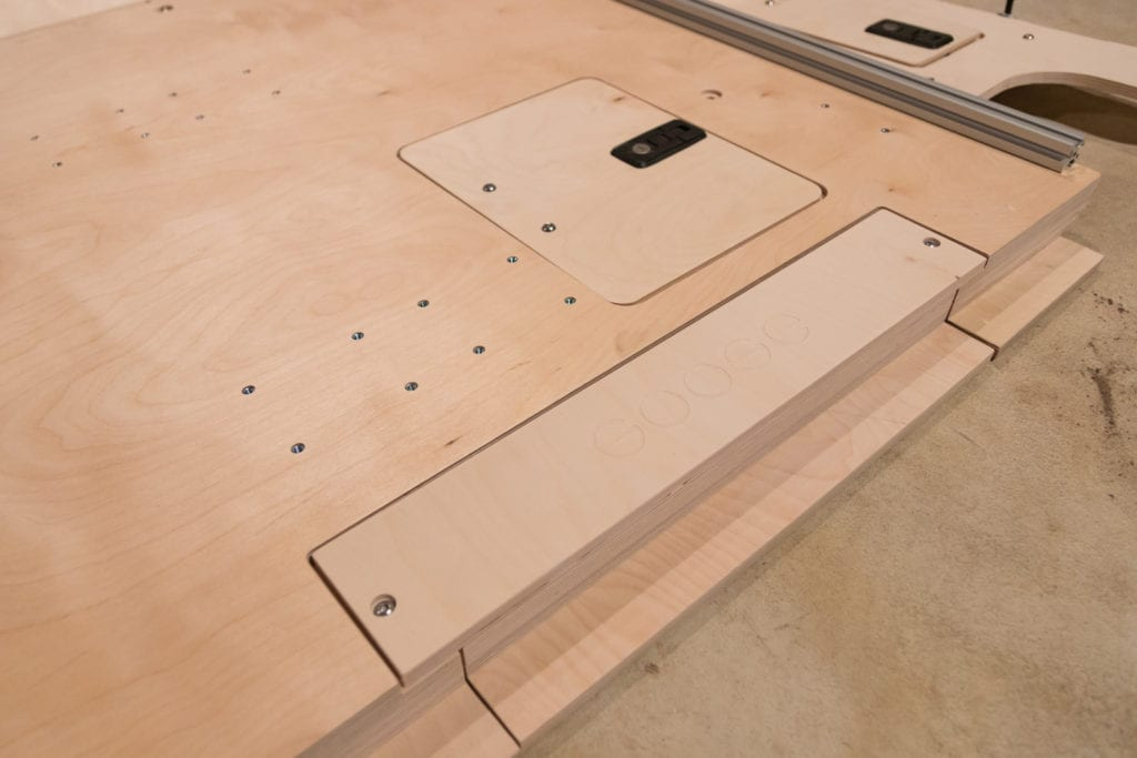 Along For The Ride: Goose Gear Plate System for JKU