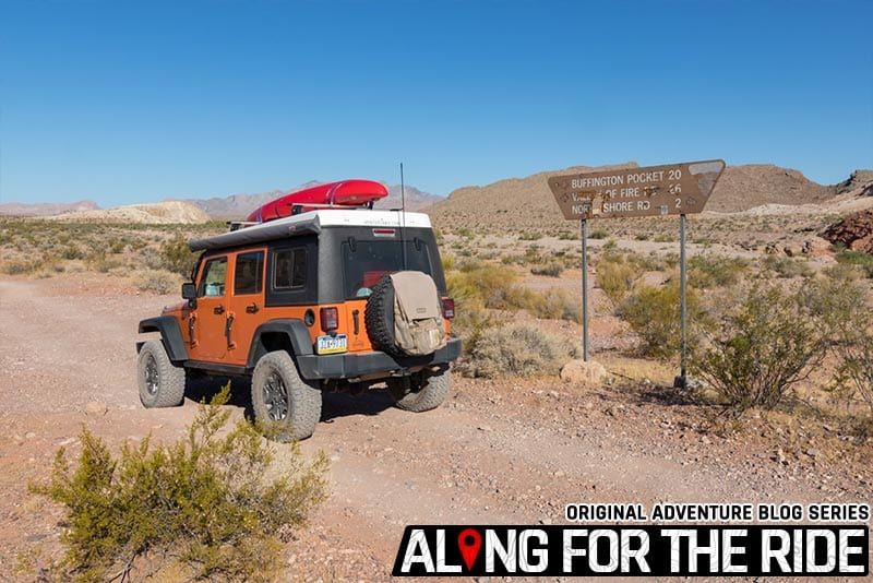 Along For The Ride: Embracing Desert Heat (Part 27)