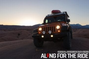 Along For The Ride: Vision X ADV Driving Lights