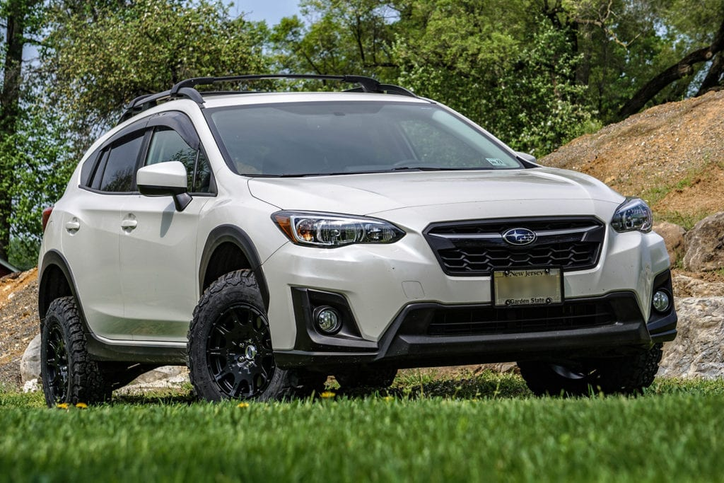 Online Garage: 2018 Subaru Crosstrek Lifted 1.5""
