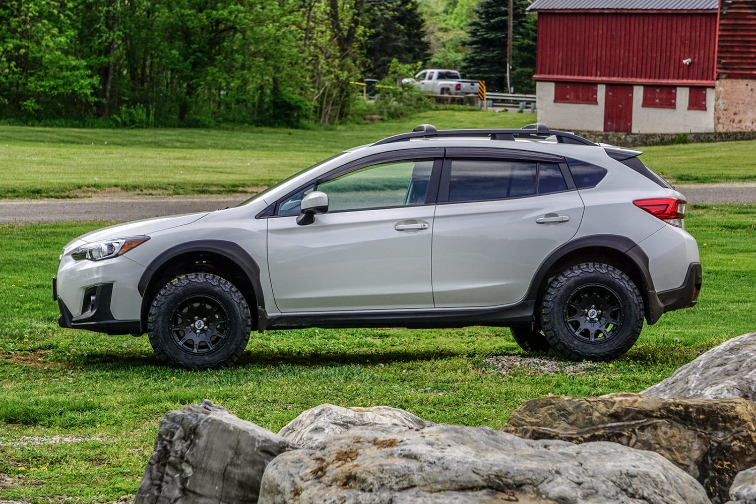 "Online Garage: 2018 Subaru Crosstrek Lifted 1.5"" - ok4wd"
