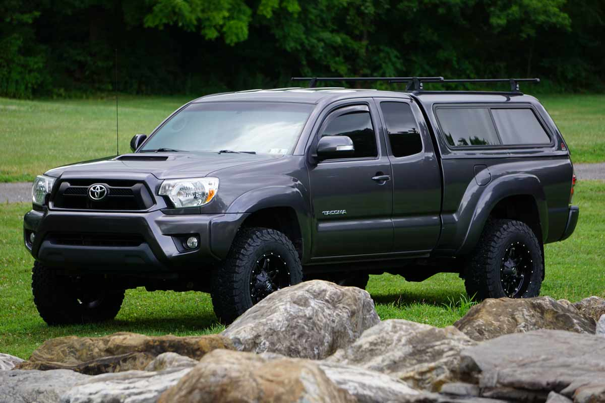 Online Garage: 2013 Toyota Tacoma Access Cab