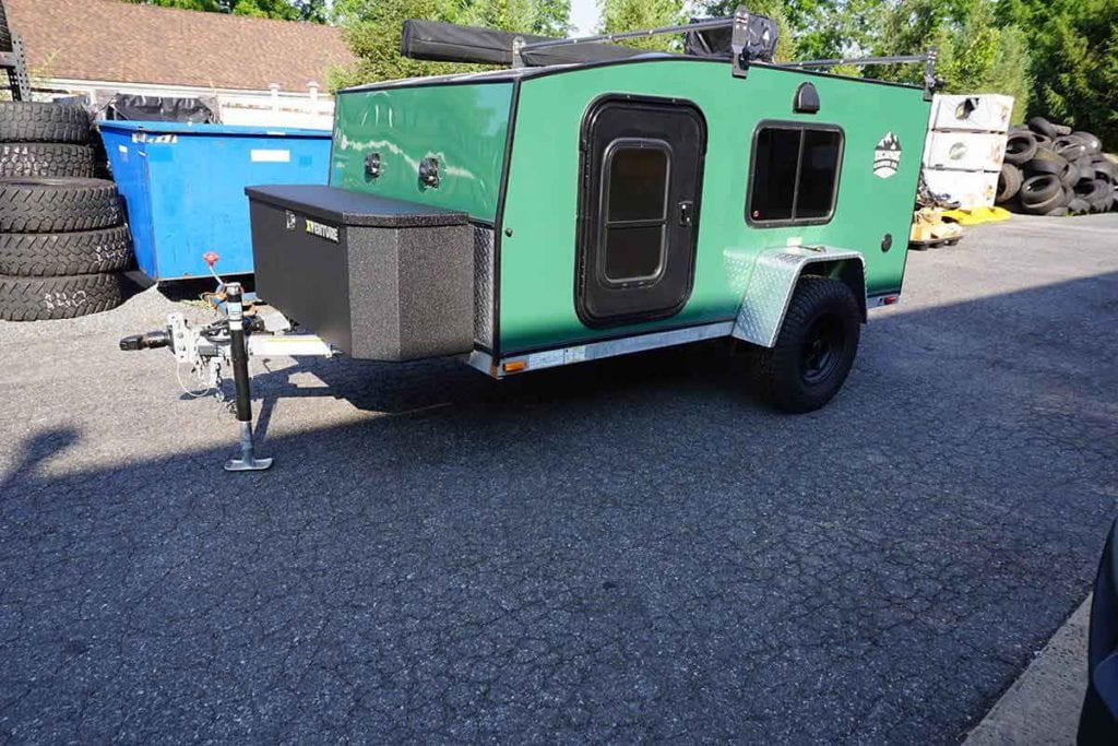 ONLINE GARAGE: 2018 Escapade Summit Camper