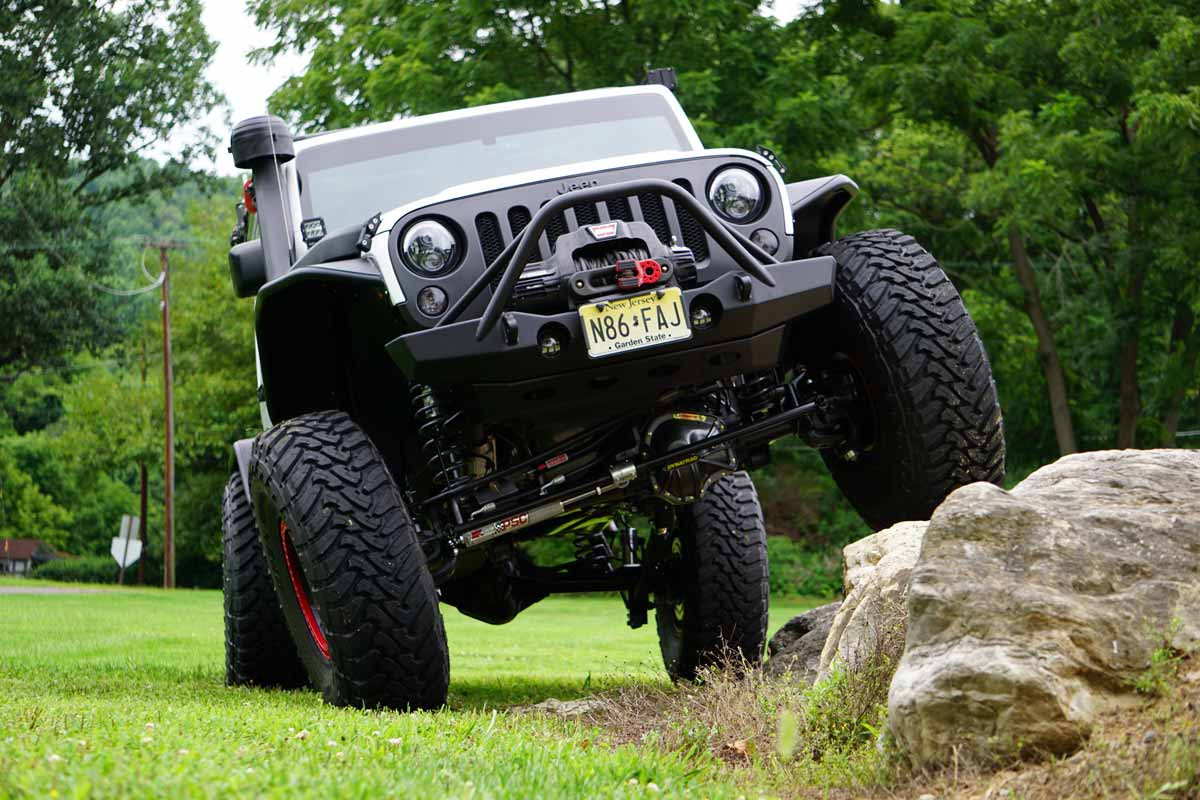 ONLINE GARAGE: 2015 Jeep Wrangler Rubicon