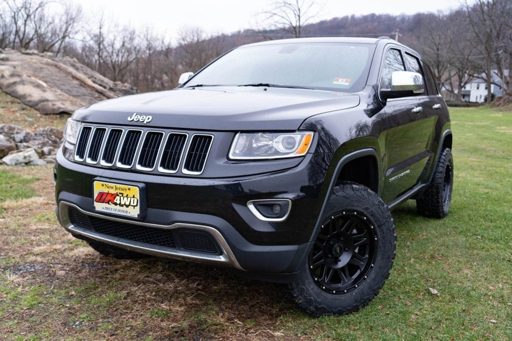 Online Garage: 2014 Jeep Grand Cherokee
