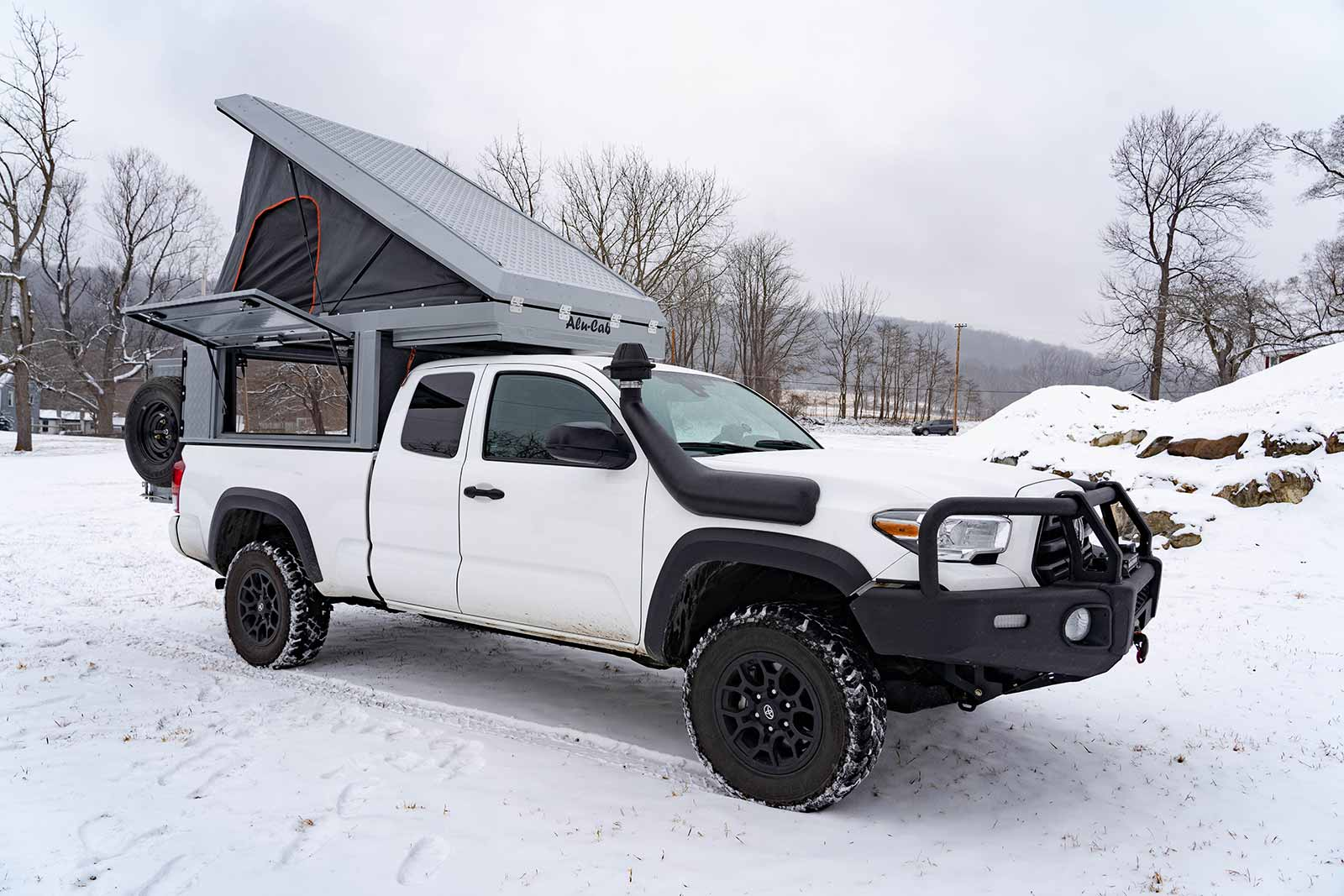 Online Garage 2019 Toyota Tacoma Outfitted With Alu Cab