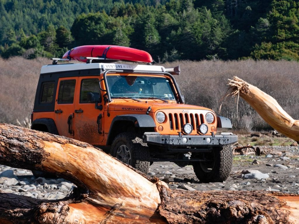 Along For The Ride – V6E3 – From Ancient Forests to Sandy Beaches